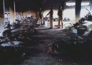 Riots in bengaluru
