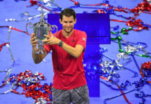 dominic thiem, US Open