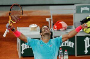 Rafael Nadal, French Open