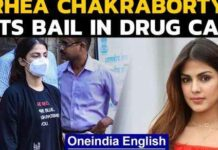 Rhea Chakraborty gets bail