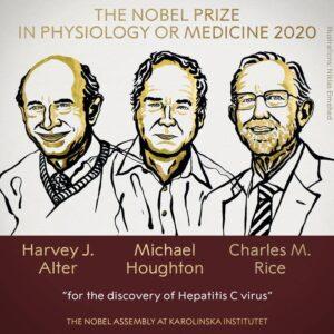 nobel prize 2020 in medicine