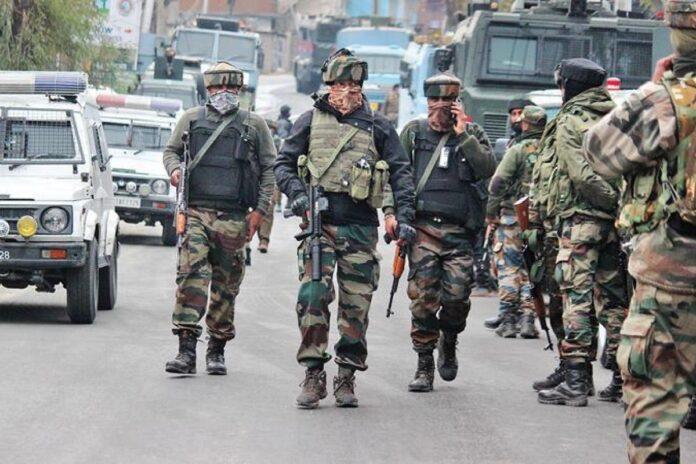 hizbul chief saif-ul-islam, indian army