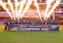 Mumbai Indians, IPL 2020