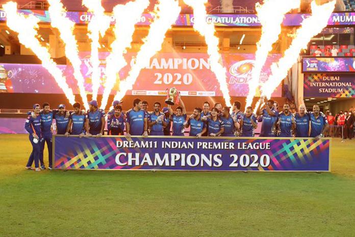 Mumbai Indians, IPL 2020