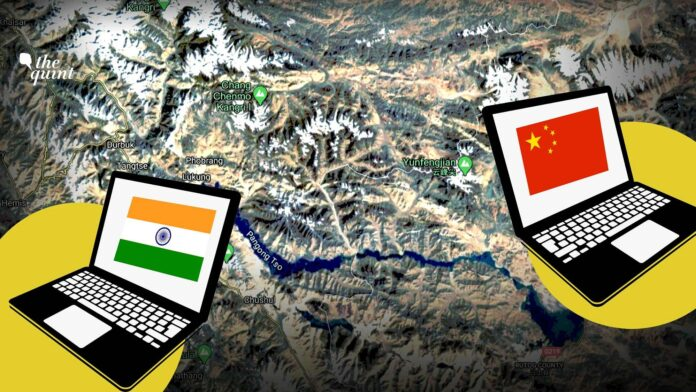 cyber attacks from china, indian firms