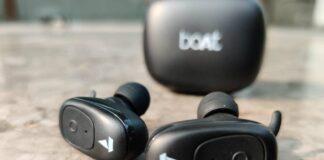 boAt, wireless earphones