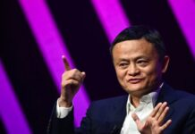 Jack Ma, Alibaba co-founder, Ant