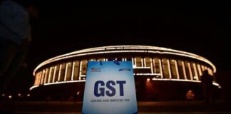 Natural Gas, GST scheme