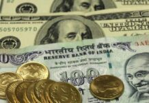 Indian Rupee, US Dollar