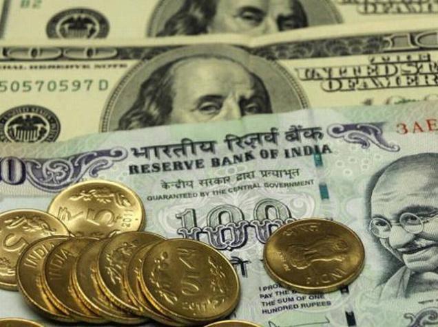 Indian Rupee, US Dollar