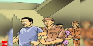 Dry Fruits case, Noida police