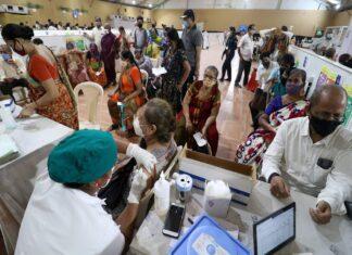 Delhi, vaccination drive