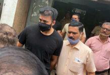 Raj Kundra, Pornography case