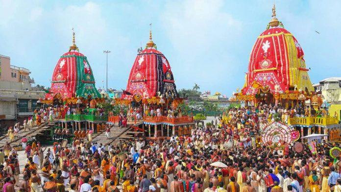 Jagannath Rath Yatra, Puri