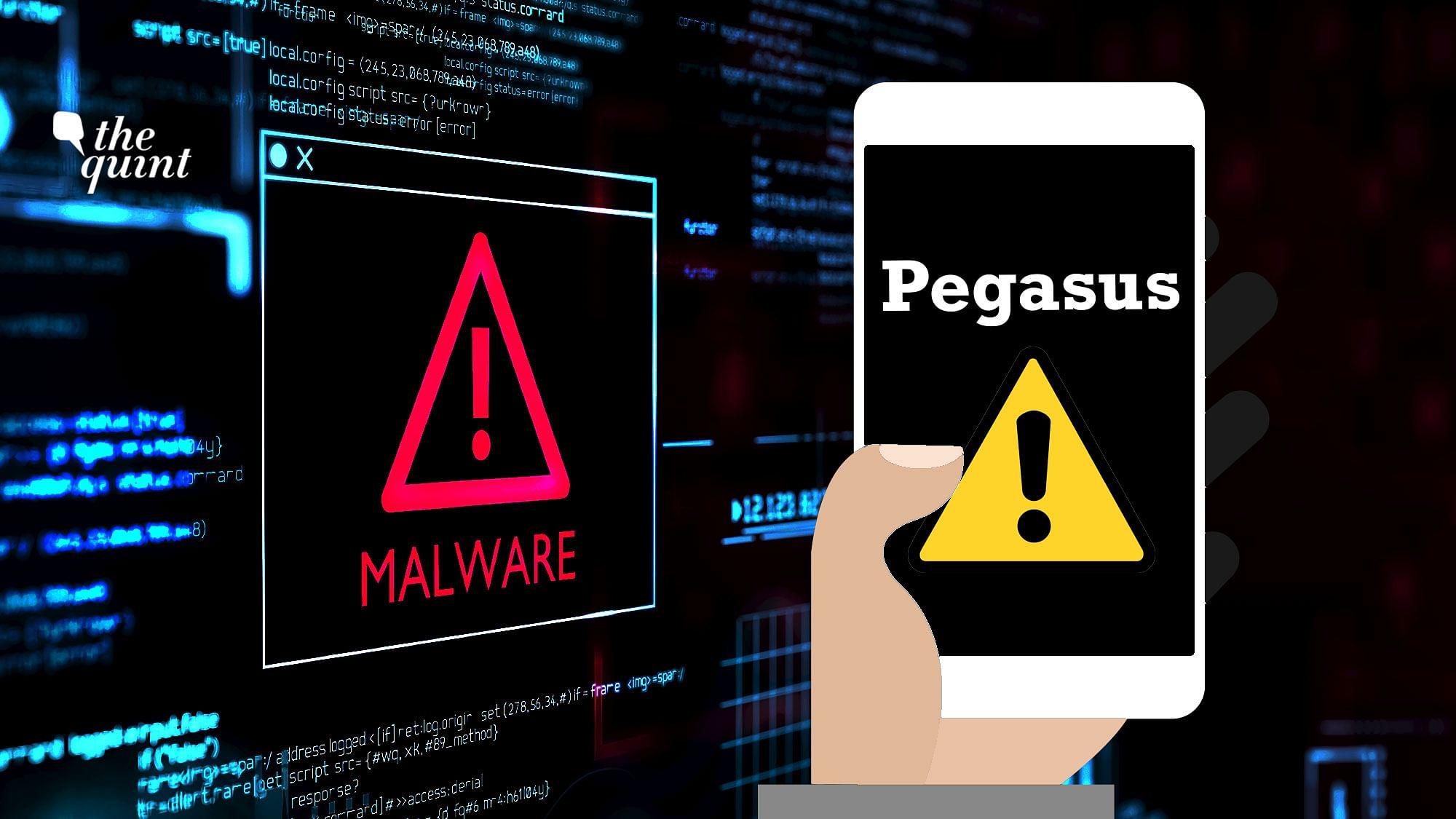 Pegasus spyware, Monsoon session
