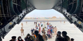 Evacuation, Afghanistan, Indians