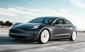 Tesla Car, India