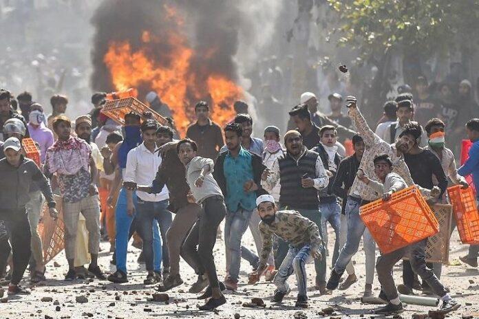 Delhi High Court, Delhi Riots