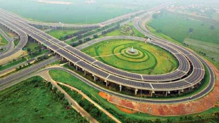 World's largest expressway, Delhi-Mumbai Expressway